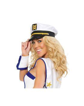 RomaCostume H107 Sailor Captain Hat
