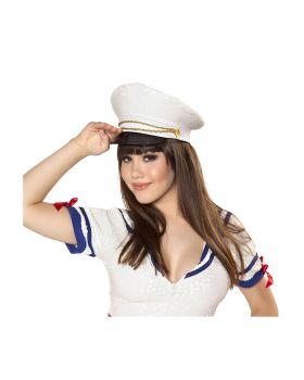 RomaCostume H4340 Sequin Sailor Hat
