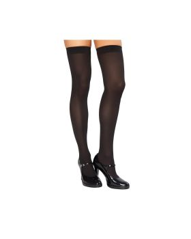 RomaCostume STC201 Thigh High Stockings