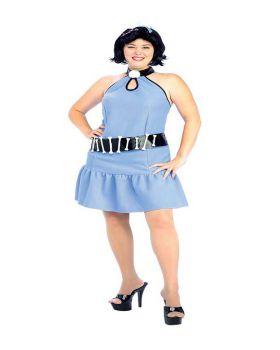 Rubies RU17446 Betty Rubble Gt Plus Size