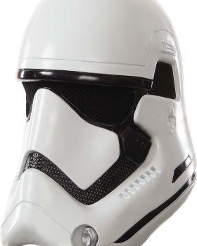 Rubies RU32296 Stormtrooper White Helmet Kids