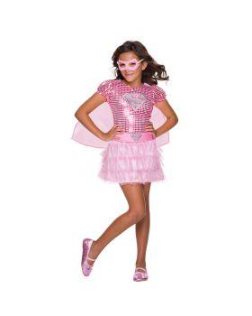 Rubies RU610751SM Supergirl Tutu Dress Child Sma