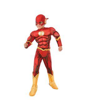 Rubies RU610832MD Flash Child Delx Medium