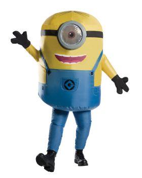 Rubies RU810585 Minion Stuart Inflatable Adult