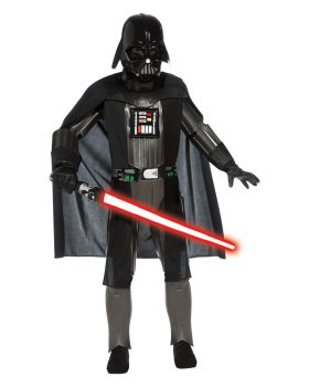 Rubies RU881359SM Darth Vader Deluxe Child Small