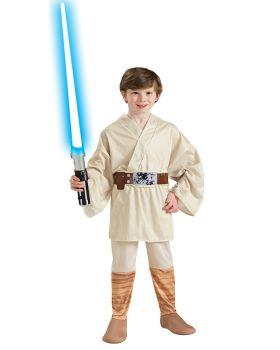 Rubies RU883159SM Luke Skywalker Child Small