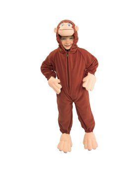 Rubies RU885500T Curious George Toddler