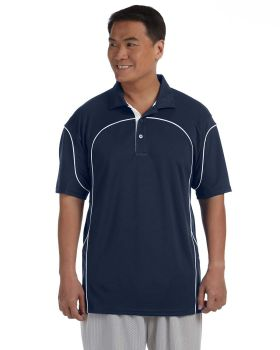 Russell Athletic 434CFM Men Team Prestige Polo