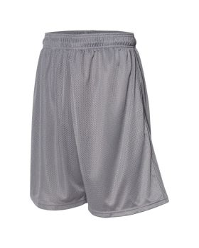 Russell Athletic 651AFM 9 Tricot Mesh Pocketed Polyester Shorts
