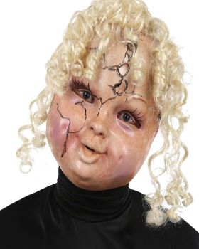 Seasonal visions MR131326 CREEPY CARRIE MASK