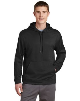 Sport Tek F244 Sport Wick Fleece Hooded Pullover