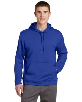 Sport Tek F244 Sport Wick Fleece Hooded Pullover