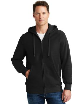 Sport Tek F282 Super Heavyweight Full Zip Hooded Sweatshirt