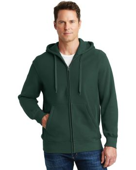 Sport Tek F282 Super Heavyweight Full Zip Hooded Sweatshirt