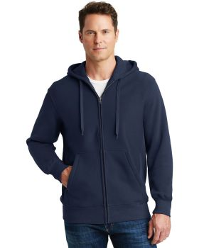 'Sport Tek F282 Super Heavyweight Full Zip Hooded Sweatshirt'
