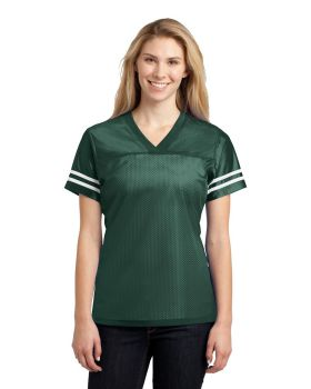 Sport Tek LST307 Ladies Posicharge Replica Jersey