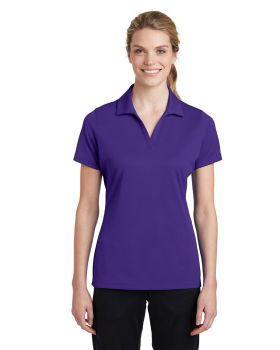Sport Tek LST640 Ladies Posicharge Racermesh Polo Shirt