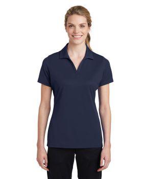 'Sport Tek LST640 Ladies Posicharge Racermesh Polo Shirt'