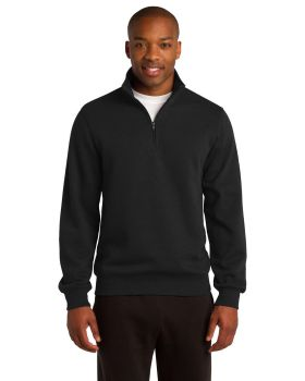 Sport Tek ST253 One Quarter Zip Sweatshirt