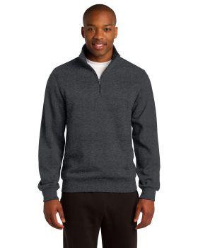 Sport Tek ST253 One Quarter Zip Sweatshirt