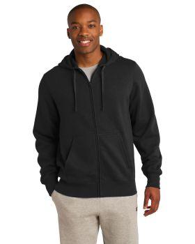 Sport Tek ST258 Full-Zip Hooded Sweatshirt