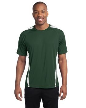Sport Tek ST351 Colorblock Competitor T-Shirt