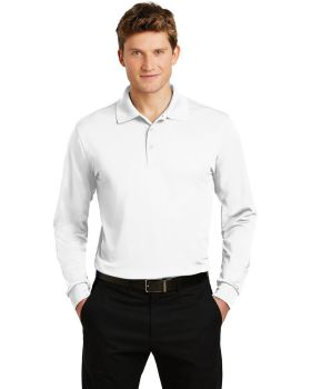 Sport Tek ST657 Long Sleeve Micropique Sport Wick Sport Shirt