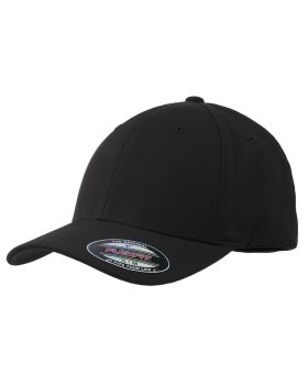 Sport Tek STC17 Flexfit Profile Mid Solid Cap