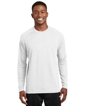 Sport Tek T473LS Dry Zone Long Sleeve Raglan T-Shirt
