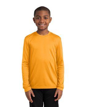 Sport Tek YST350LS Youth Long Sleeve Competitor T-Shirt