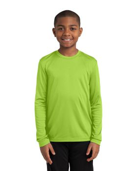 Sport Tek YST350LS Youth Long Sleeve Competitor T-Shirt