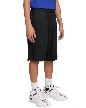 Sport Tek YST355 Youth Competitor Short