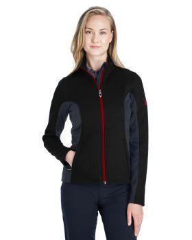 Spyder 187335 Ladies' Constant Full-Zip Sweater Fleece