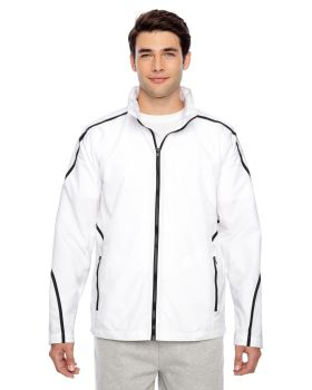 Team 365 TT70 Adult Conquest Jacket with Mesh Lining