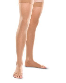 Therafirm TF768 30-40 mmHg Thigh High Open Toe