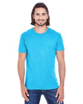 Threadfast Apparel 103A Men's Triblend Fleck Short-Sleeve T-Shirt