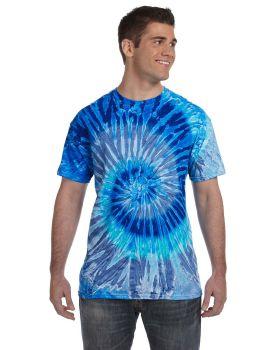 Tie-Dye CD100 Adult Cotton T-Shirt