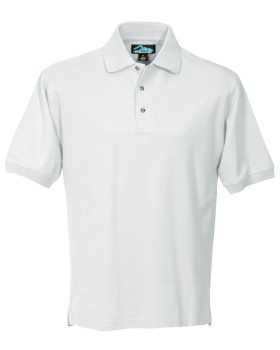 Tri-Mountain 168 Men's cotton pique golf shirt.