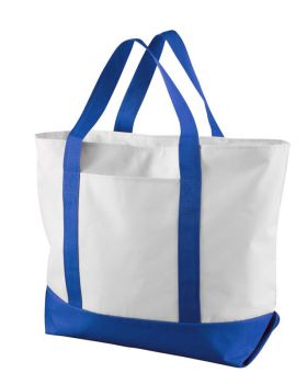 UltraClub 7006 Bay View Giant Zippered Boat Tote