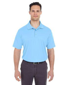 UltraClub 8210 Men's Cool & Dry MeshPiqué Polo
