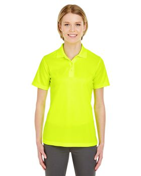 UltraClub 8210L Ladies Cool & Dry Mesh Pique Polo Shirt