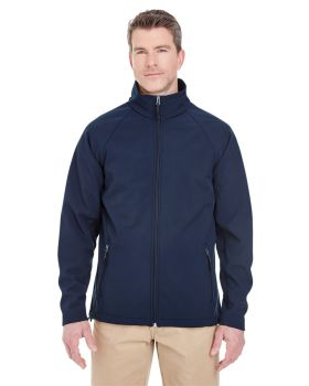 UltraClub 8265 Men's Soft Shell Jacket