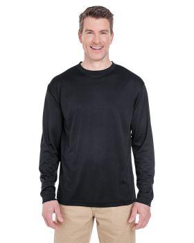 UltraClub 8401 Adult Cool & Dry Sport Long-Sleeve T-Shirt