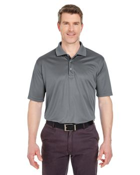 'UltraClub 8405 Men's Cool & Dry Sport Polo'
