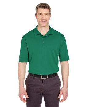 'UltraClub 8405T Men's Tall Cool & Dry Sport Polo'