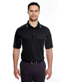 UltraClub 8406 Men's Cool & Dry Sport Two-Tone Polo
