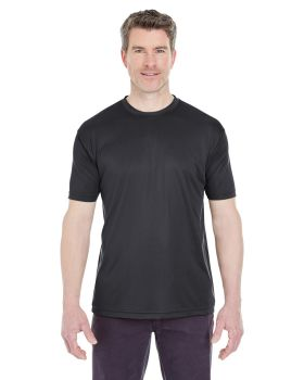 Ultraclub 8420 Men's Cool Dry Sport Performance Interlock T-Shirt