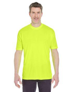 Ultraclub 8420 Men's Cool-Dry Sport Performance Interlock T-shirt
