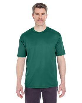 Ultraclub 8420 Men's Cool Dry Sport Performance Interlock T-Shirt