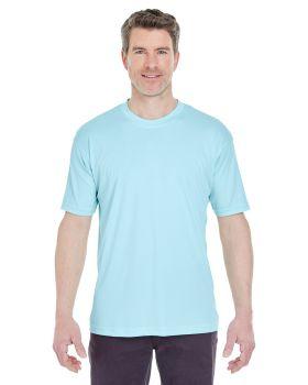 Buy UltraClub 8420 | Mens Cool & Dry Sport Performance Interlock T-Shirt ...